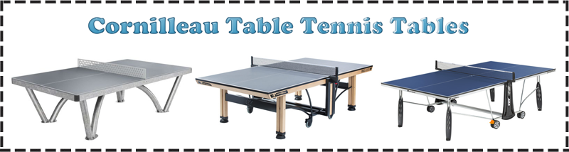 kettler table tennis tables