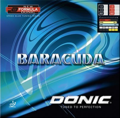 Donic Baracuda Rubber Review Table Tennis Spot