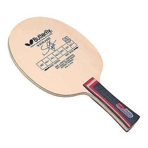 Butterfly Schlager Carbon Review Table Tennis Spot