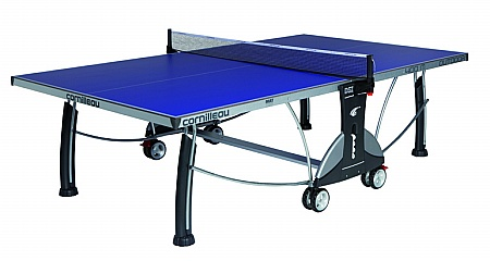 Cornilleau Sport 400M Outdoor Table Tennis Table Color: Blue