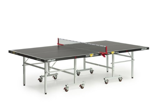 Killerspin 364-04 MyT Street Edition Table Tennis Outdoor Table, Black