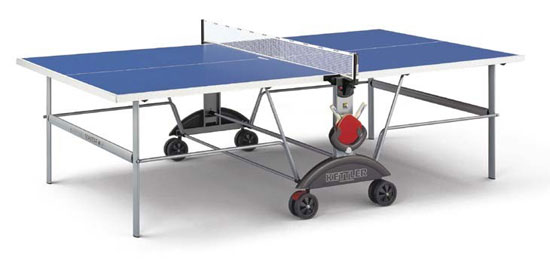 Kettler Topstar XL Outdoor Table Tennis Table