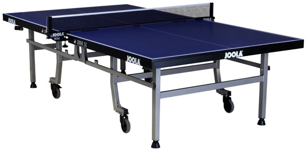 JOOLA 3000 SC Table Tennis Table with WM Net Set
