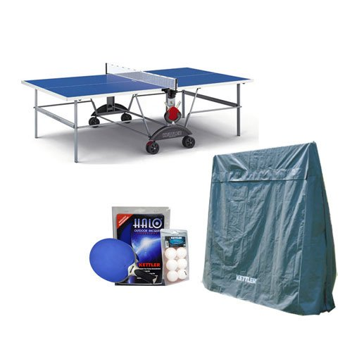 Kettler Top Star XL Weatherproof Ping Pong Table