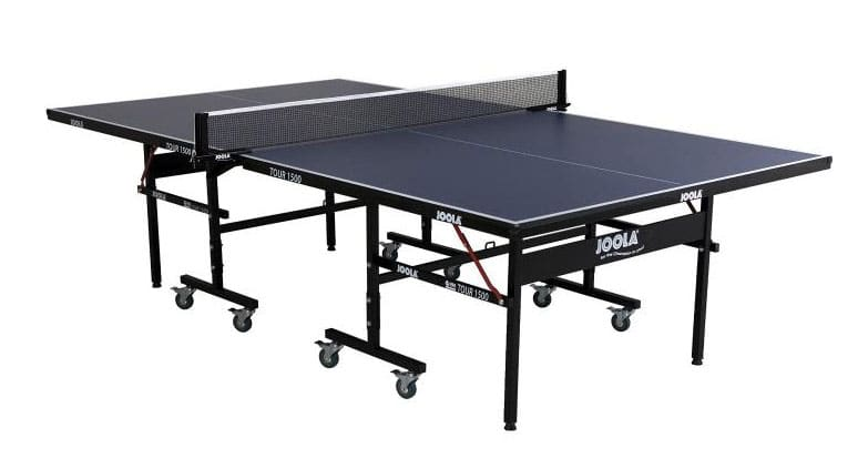 Joola tour 1500 table tennis table review