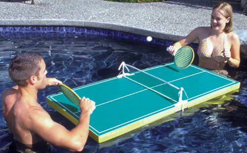 Poolmaster Swimming Pool Table Tennis Table