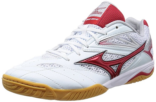 Mizuno 2015 Unisex Wave Drive A7 Red