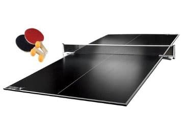 Portable And Foldable Table Tennis Conversion Top