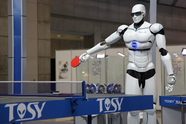 Table Tennis Robot Get The Best Kind With These Guidelines