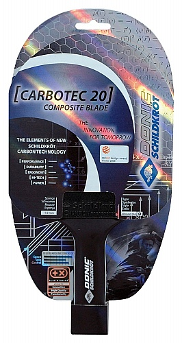 Donic Schildkrot Carbotec 20