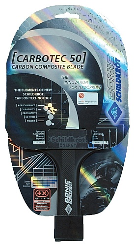 Donic Schildkrot Carbotec 50