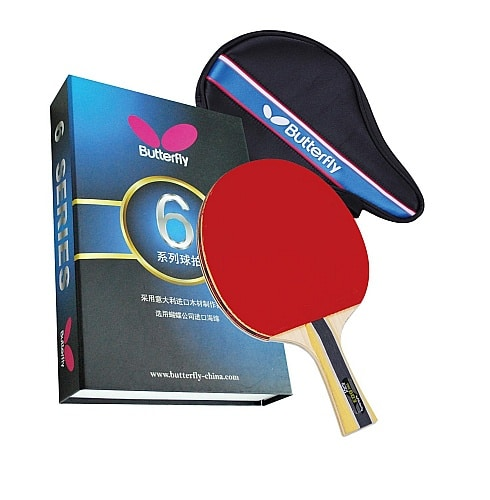 Butterfly Table Tennis Bats and Rackets - Table Tennis Spot