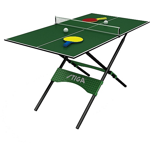 Stiga Pure Super Midi And Mini Ping Pong Tables