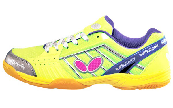 Lezoline Sonic Shoes Yellow