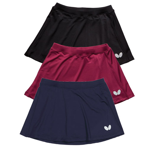 butterfly table tennis skirts