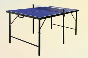 Hathaway Crossover Portable Table