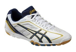 asics table tennis shoes