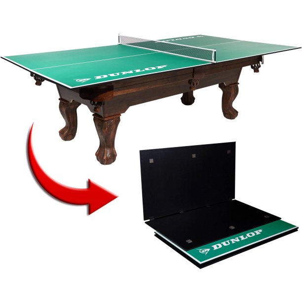Exceptionnel DUNLOP Official Size Table Tennis Conversion Top