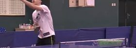 forehand flick