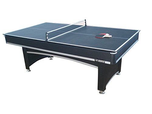 Hathaway maverick pool and table tennis table 7 feet for 10 feet pool table