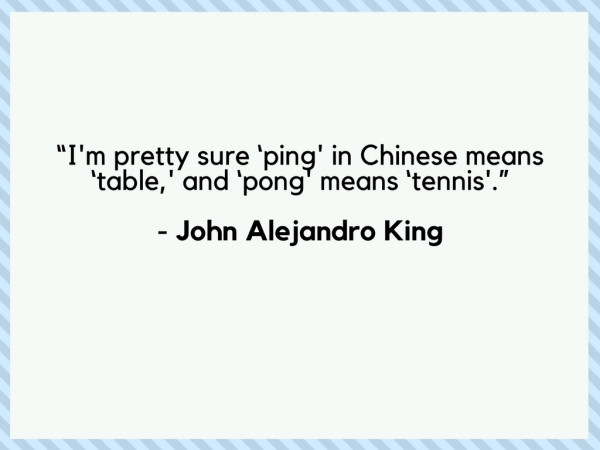table tennis quote 14