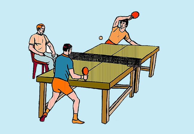 Brief Table Tennis History That May Interests You - Table