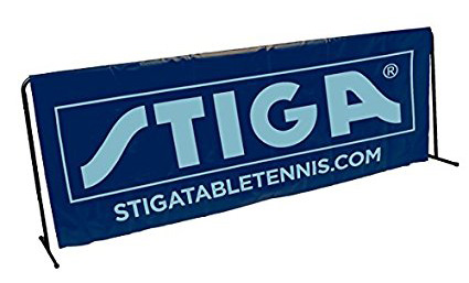 stiga table tennis barriers