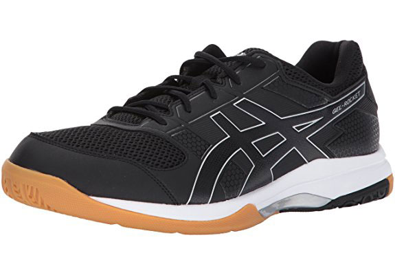 ASICS Gel Rocket 8 Shoes Review - Table Tennis Spot