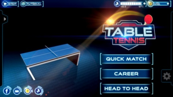 Table Tennis 3D Live Ping Pong Games