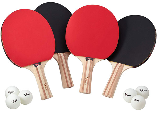 Viper Table Tennis Accessory Set