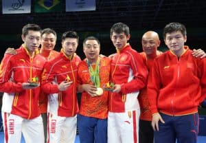 china table tennis domination