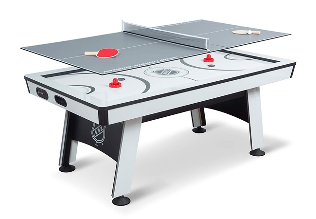Air Hockey And Ping Pong Table Combo Top Table Tennis Spot