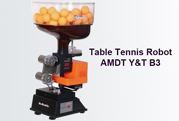 Table Tennis Robot AMDT Y&T B3