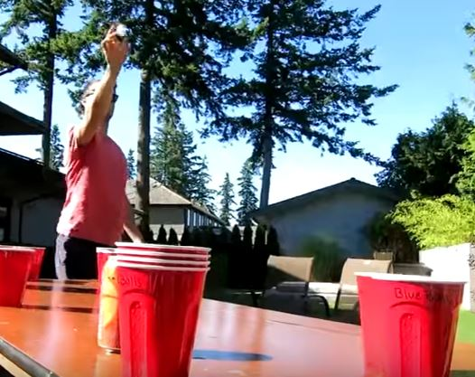 beer pong tips